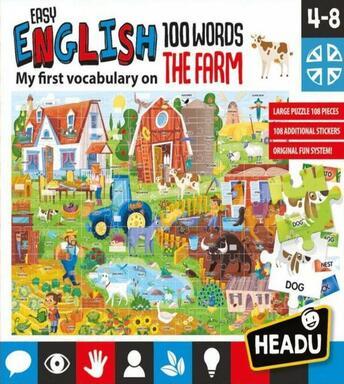 Easy English: 100 Words Farm