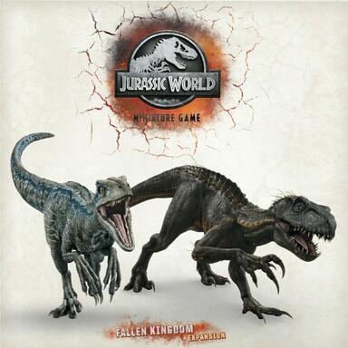 Jurassic World: Miniature Game - Fallen Kingdom
