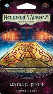 Horreur à Arkham: Le Jeu de Cartes - Les Fils du Destin