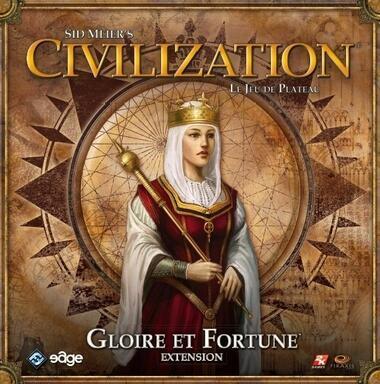 Sid Meier's Civilization: Le Jeu de Plateau - Gloire et Fortune