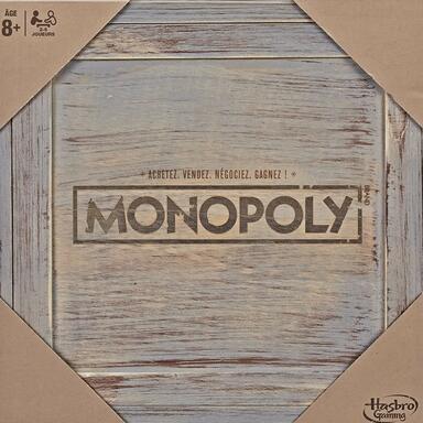 Monopoly: Édition Rustique