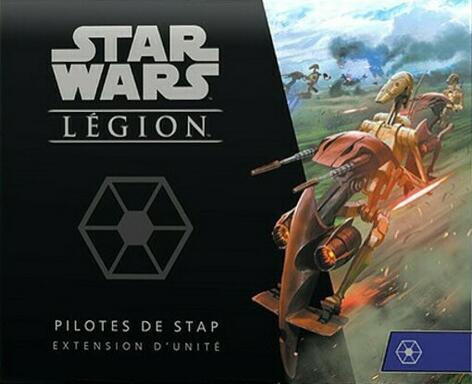 Star Wars: Légion - Pilotes de STAP