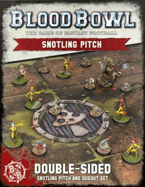Blood Bowl: Le Jeu de Football Fantastique - Snotling Pitch