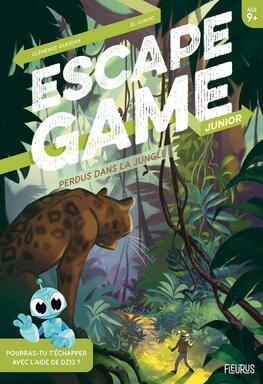 Escape Game: Junior - Perdus Dans la Jungle