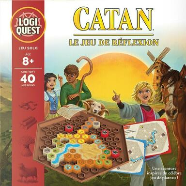 LogiQuest: Catan
