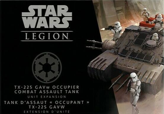 Star Wars: Legion - TX-225 GAVx Occupier Combat Assault Tank
