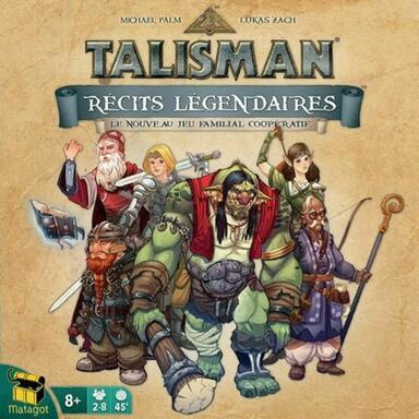 Talisman: Récits Légendaires