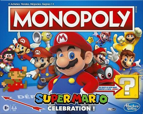 Monopoly: Super Mario - Célébration !