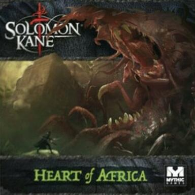 Solomon Kane: Heart of Africa