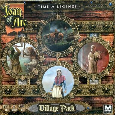 Time of Legends: Joan of Arc - Village Pack