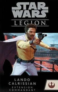 Star Wars: Légion - Lando Calrissian
