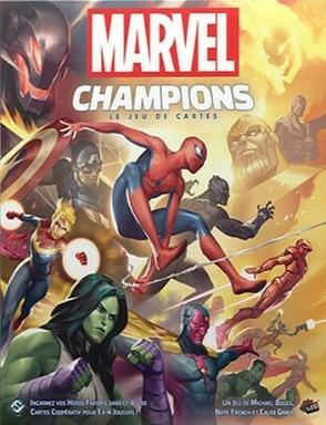 Marvel Champions: Le Jeu de Cartes