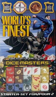 Dice Masters: World's Finest