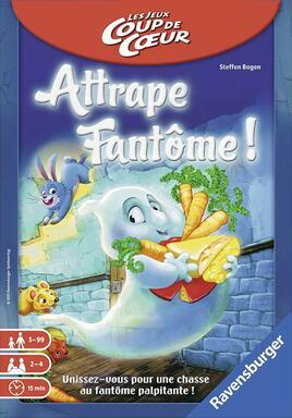 Attrape Fantôme ! Coup de Cœur