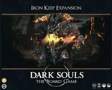 Dark Souls: The Board Game - Iron Keep