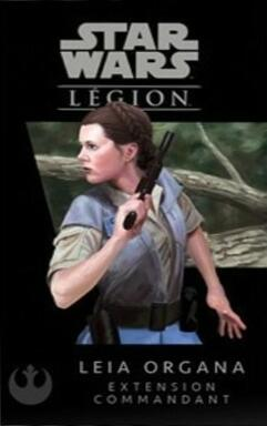 Star Wars: Légion - Leia Organa