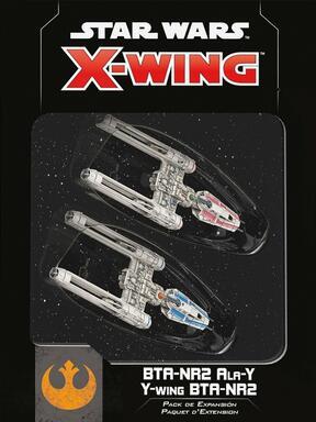 Star Wars: X-Wing - Y-Wing BTA-NR2