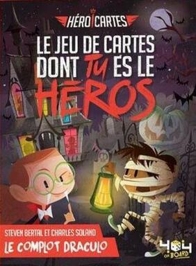 Héroi'Cartes: Le Complot Draculo