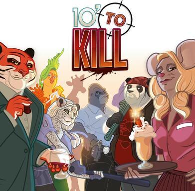10′ to Kill