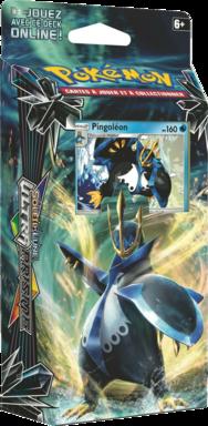 Pokémon: Soleil et Lune - Ultra Prisme - Pingoléon