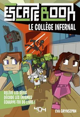 Escape Book: Le Collège Infernal