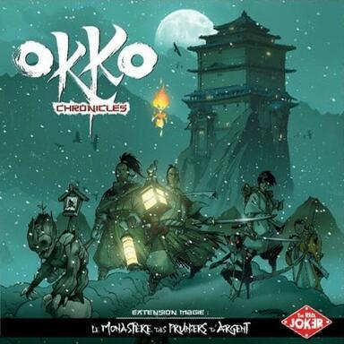 Okko Chronicles: Cycle de l'Eau - Le Monastère du Prunier d'Argent