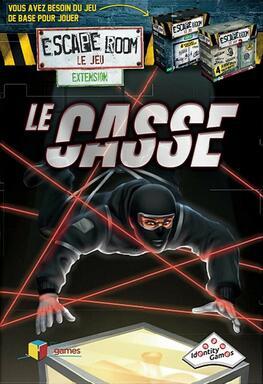 Escape Room: Le Jeu - Le Casse