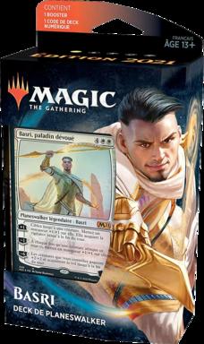 Magic: The Gathering - Édition 2021 - Basri