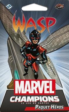 Marvel Champions: Le Jeu de Cartes - Wasp