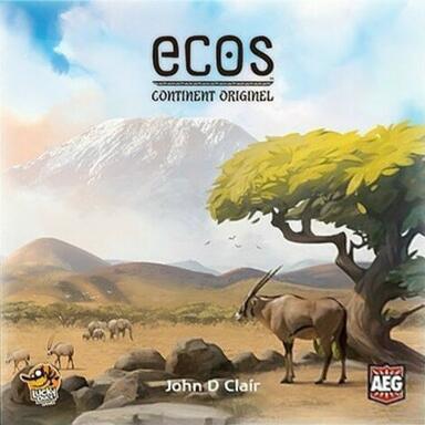 Ecos: Continent Originel
