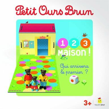 Petit Ours Brun: 1,2,3, Maison !