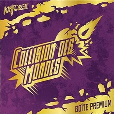 Keyforge: Collision des Mondes - Boîte Premium