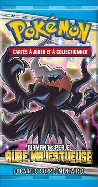 Pokémon: Diamant & Perle - Aube Majestueuse - Booster