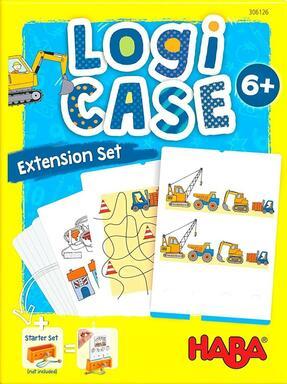LogiCASE: Extension Set 6+ - Chantier de Construction