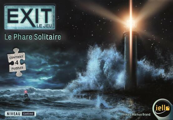 EXIT: Le Jeu - Le Phare Solitaire