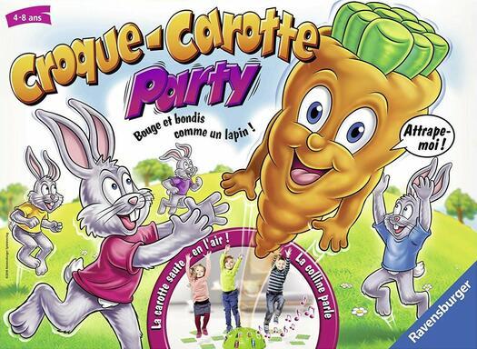 Croque-Carotte: Party