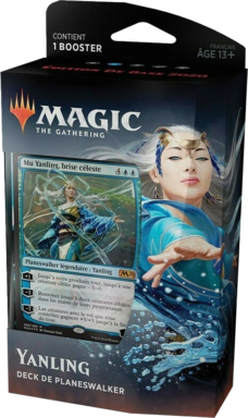 Magic: The Gathering - Édition de Base 2020 - Yanling