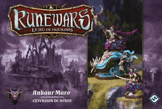 Runewars: Le Jeu de Figurines - Ankaur Maro