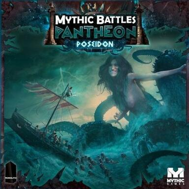 Mythic Battles: Pantheon - Poseidon