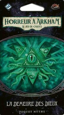 Horreur à Arkham: Le Jeu de Cartes - La Demeure des Dieux