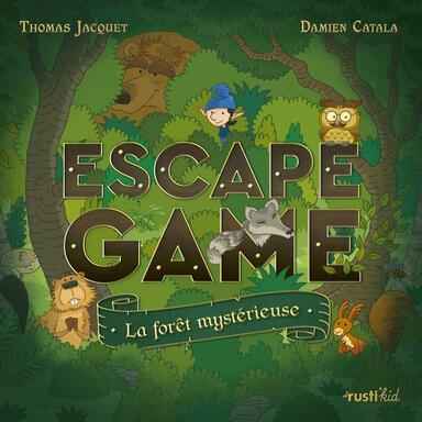 Escape Game: La Forêt Mystérieuse
