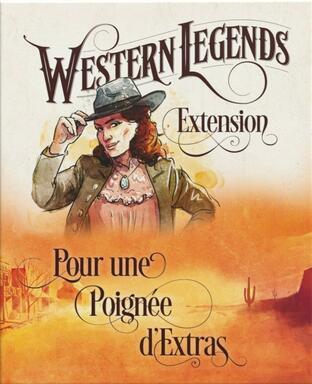 Western Legends: Pour une Poignée d'Extras