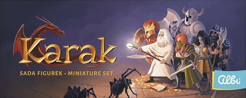 Karak: Miniature Set