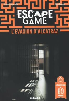 Escape Game: L'Évasion d'Alcatraz