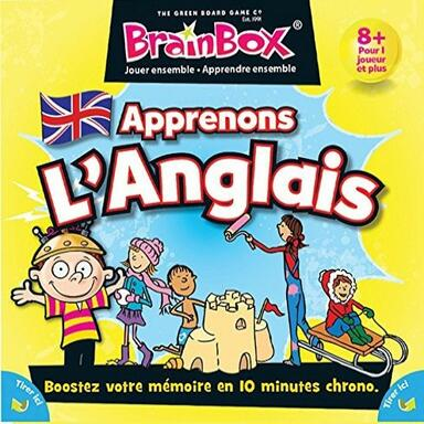 BrainBox: Apprenons L'Anglais