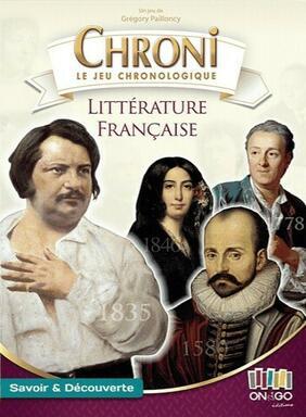 Chroni: Littérature Française