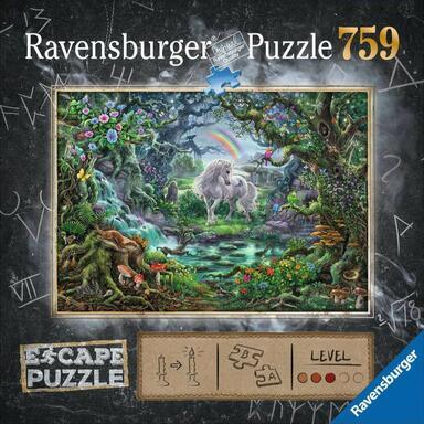 Escape Puzzle: La Licorne