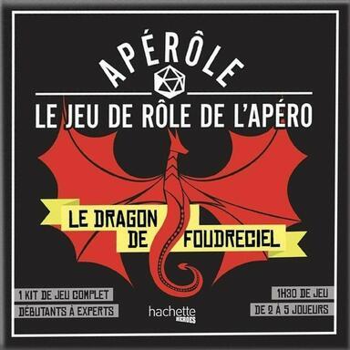 Apérôle: Le Dragon de Foudreciel