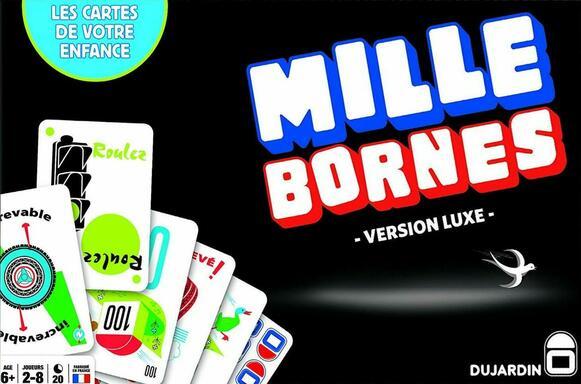Mille Bornes: Version Luxe