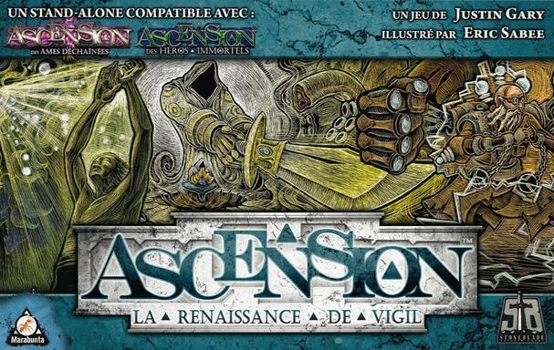 Ascension: La Renaissance de Vigil